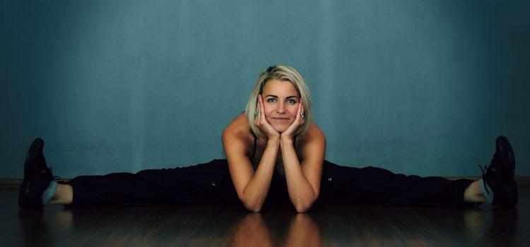 Intenzívny tréning/power joga s Katkou