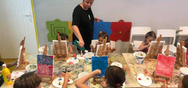 Tábor pre deti Arts and Crafts