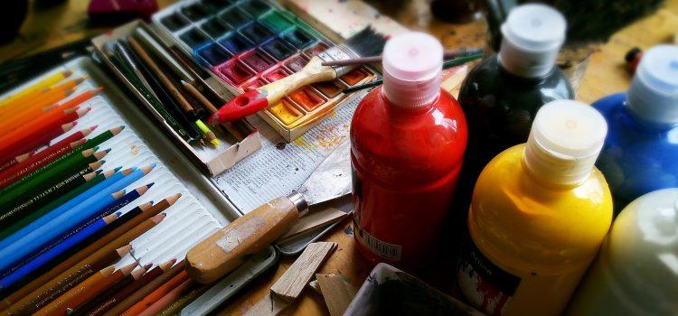 Sobotná výtvarná dielňa pre dospelých