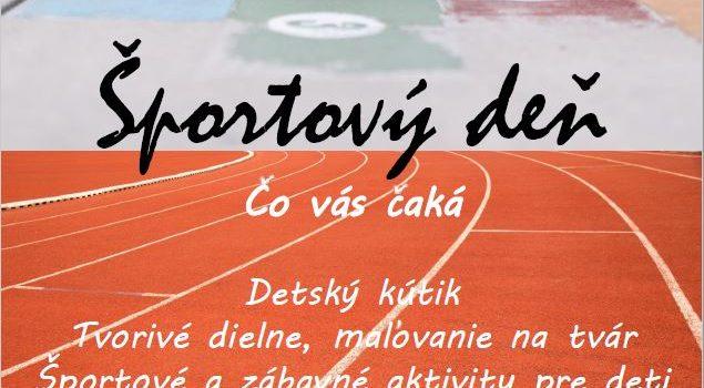 Športový deň 19.9.2020