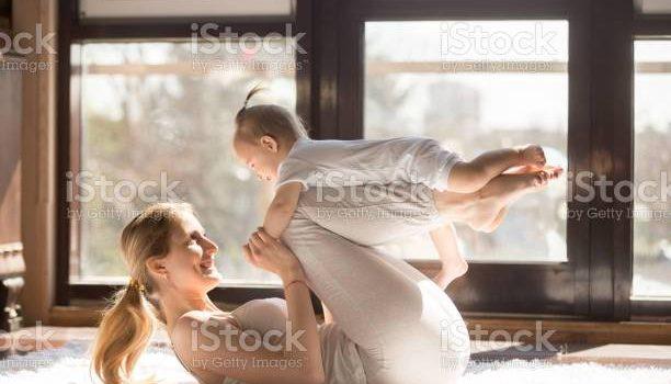 Postnatal joga s ELI (Mum & Bubs joga)